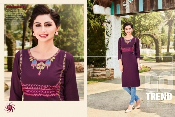 KESSI LILLY VOL 5 RAYON KURTI WHOLESALE RATE AT SURAT GOSIYA EXPORTS WHOLESALE DEALER AND SUPPLAYER SURAT GUJARAT (6)