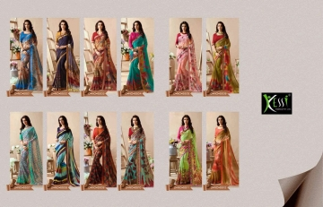 KESSI PALAK GEORGETTE DESIGNER SAREES CATALOG WHOLESALE RATE BEST BY GOSIYA EXPORTS SURAT (11)