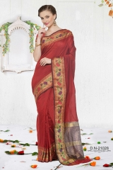 KESSI SHIYAMA VOL 2 COTTON EMBROIDERED SAREES WHOLESALER BEST RATE BY GOSIYA EXPORTS SURAT (1)