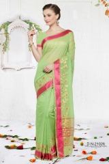KESSI SHIYAMA VOL 2 COTTON EMBROIDERED SAREES WHOLESALER BEST RATE BY GOSIYA EXPORTS SURAT (11)