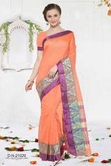 KESSI SHIYAMA VOL 2 COTTON EMBROIDERED SAREES WHOLESALER BEST RATE BY GOSIYA EXPORTS SURAT (2)