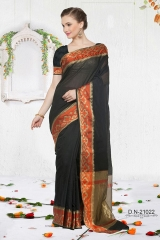 KESSI SHIYAMA VOL 2 COTTON EMBROIDERED SAREES WHOLESALER BEST RATE BY GOSIYA EXPORTS SURAT (7)