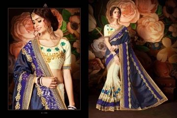 KIANAA ZARI FANCY EXCLUSIVE SAREE CATALOG IN WHOLESALE BEST RATE BY GOSIYA EXPORTS SURAT (19)