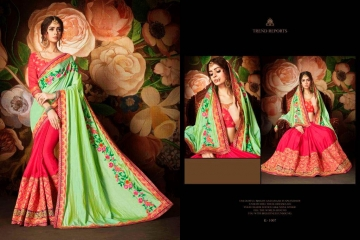 KIANAA ZARI FANCY EXCLUSIVE SAREE CATALOG IN WHOLESALE BEST RATE BY GOSIYA EXPORTS SURAT (20)
