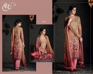 KIMORA FASHION HEER 29 SILK SUITS COLLECTION WHOLESALER BEST RATE BY GOSIYA EXPORTS SURAT ONLINE (2)