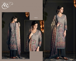 KIMORA FASHION HEER 29 SILK SUITS COLLECTION WHOLESALER BEST RATE BY GOSIYA EXPORTS SURAT ONLINE (6)