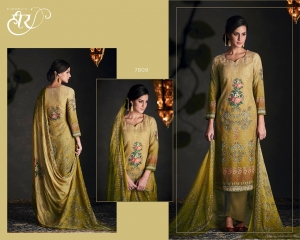 KIMORA FASHION HEER 29 SILK SUITS COLLECTION WHOLESALER BEST RATE BY GOSIYA EXPORTS SURAT ONLINE (9)