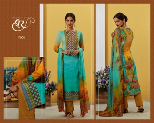 Kimora heer 27 cotton lawn salwar kameez collection BY GOSIYA EXPORTS (13)