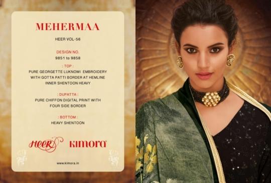 Kimora-Present-Meherma-Heer-Vol-56-Pure-Georgette-Designer-Heavy-Look-Suit-Trader-19