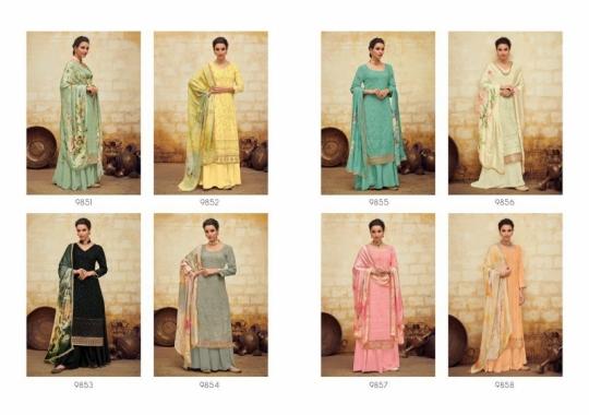 Kimora-Present-Meherma-Heer-Vol-56-Pure-Georgette-Designer-Heavy-Look-Suit-Trader-9