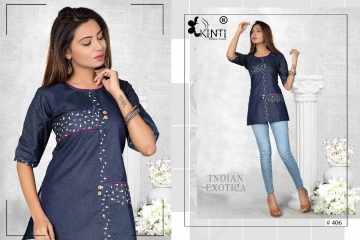 KNITI QUANTUM SHORT TOPS DENIM PATTERNS WHOLESALE SUPPLIER BEST RATE BY GOSIYA EXPORTS SURAT (10)