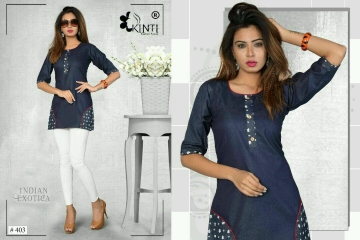 KNITI QUANTUM SHORT TOPS DENIM PATTERNS WHOLESALE SUPPLIER BEST RATE BY GOSIYA EXPORTS SURAT (12)