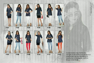 KNITI QUANTUM SHORT TOPS DENIM PATTERNS WHOLESALE SUPPLIER BEST RATE BY GOSIYA EXPORTS SURAT (4)