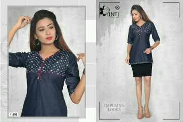 KNITI QUANTUM SHORT TOPS DENIM PATTERNS WHOLESALE SUPPLIER BEST RATE BY GOSIYA EXPORTS SURAT (9)