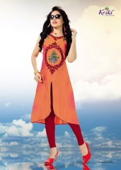 KOIKI BLOSSOM FANCY SILK KURTIS CATALOG IN WHOLESALE BEST RATE BY GOSIYA EXPORTS SUPPLIER (1)