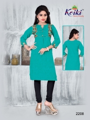 KOIKI GRACE COTTON KURTI WHOLESALE BEST RATE DEALER SURAT ONLINE BY GOSIYA EXPORTS SURAT (8)