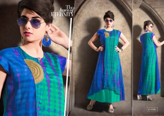 KRISHRIYA SILKORIA MASLIN SILK CASUAL WEAR KURTI COLLECTION WHOLESALE BEST RATE BY GOSIYA EXPORTS SURAT (11)