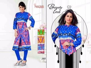 Kriti Trendy prints on cotton kurtis WHOLESALE BEST RATE BY GOSIYA EXPORTS (4)