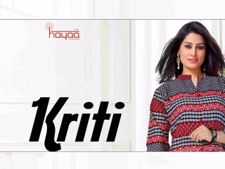 Kriti Trendy prints on cotton kurtis WHOLESALE BEST RATE BY GOSIYA EXPORTS (5)