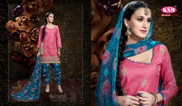 KSM BY SIYA COTTON GLACE PATIYALA SALWAR KAMEEZ WHOLESALE SURAT BEST RATE (2)