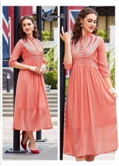 KUMB KURTI VOL 6 SPARROW WHOLESALE RATE AT GOSIYA EXPORTS SURAT (12)