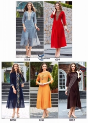 KUMB KURTI VOL 6 SPARROW WHOLESALE RATE AT GOSIYA EXPORTS SURAT (17)