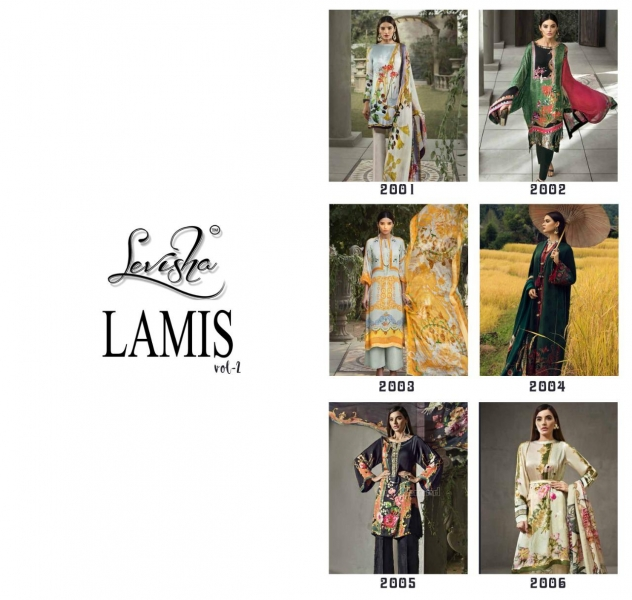LAMIS VOL 2 LEVISHA SILK  (7)