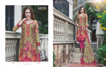 LAVINA 68 PURE COTTON EMBROIDERED CASUAL WEAR SALWAR KAMEEZ WHOLESALE DEALER BEST RATE BY GOSIYA EXPORTS SURAT (5)