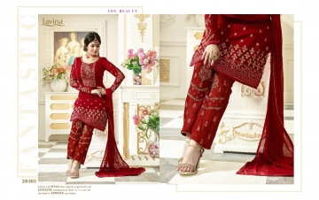 LAVINA FASHION LAVINA 20 GEORGETTE (13)