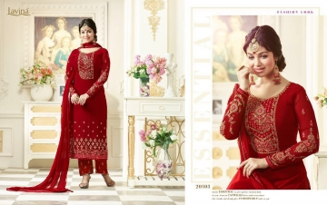 LAVINA FASHION LAVINA 20 GEORGETTE (14)