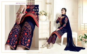 LAVINA FASHION LAVINA 20 GEORGETTE (2)