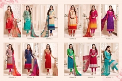 LAVINA FASHION LAVINA 65 PURE COTTON PRINTS SELF EMBROIDERED (12)