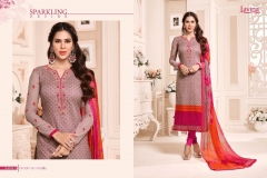 LAVINA FASHION LAVINA 65 PURE COTTON PRINTS SELF EMBROIDERED (13)