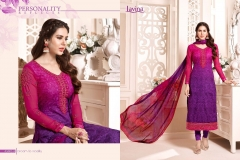 LAVINA FASHION LAVINA 65 PURE COTTON PRINTS SELF EMBROIDERED (4)
