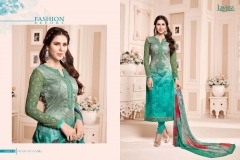 LAVINA FASHION LAVINA 65 PURE COTTON PRINTS SELF EMBROIDERED (5)