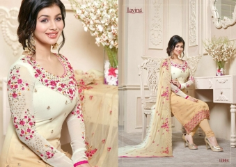 LAVINA VOL 13 CATALOGUE DESIGNER WEAR COLLECTION WHOLESALE SUPPLIER BEST RATE BY GOSIYA EXPORTS SURAT (4)