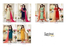 LAVINA VOL 19 GEORGETTE (7)