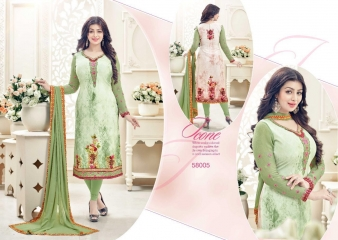LAVINA VOL 58 BY LAVINA 58001 TO 58008 SERIES BOLLYWOOD STYLISH EMBROIDERED PART (4)