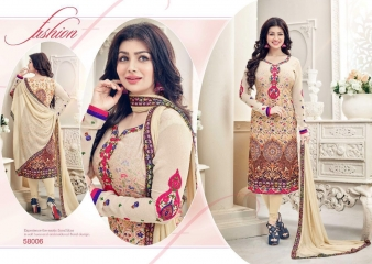 LAVINA VOL 58 BY LAVINA 58001 TO 58008 SERIES BOLLYWOOD STYLISH EMBROIDERED PART (5)