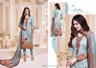 LAVINA VOL 67 COTTON SATIN DIGITAL SALWAR KAMEEZ WHOLESALE BY GOSIYA EXPORTS SURAT (4)