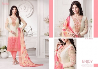LAVINA VOL 9 EXCLUSIVE GEORGETTE SALWAR SUIT CATALOG AT WHOLESALE BEST RATE BY GOSIYA EXPORTS FROM SURAT (1)