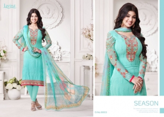 LAVINA VOL 9 EXCLUSIVE GEORGETTE SALWAR SUIT CATALOG AT WHOLESALE BEST RATE BY GOSIYA EXPORTS FROM SURAT (2)