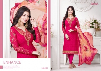 LAVINA VOL 9 EXCLUSIVE GEORGETTE SALWAR SUIT CATALOG AT WHOLESALE BEST RATE BY GOSIYA EXPORTS FROM SURAT (3)