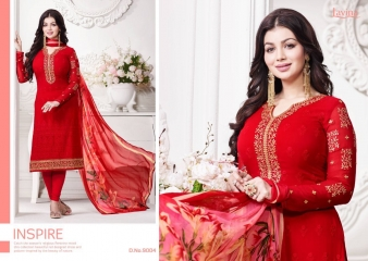 LAVINA VOL 9 EXCLUSIVE GEORGETTE SALWAR SUIT CATALOG AT WHOLESALE BEST RATE BY GOSIYA EXPORTS FROM SURAT (4)