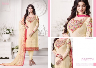 LAVINA VOL 9 EXCLUSIVE GEORGETTE SALWAR SUIT CATALOG AT WHOLESALE BEST RATE BY GOSIYA EXPORTS FROM SURAT (5)