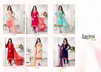 LAVINA VOL 9 EXCLUSIVE GEORGETTE SALWAR SUIT CATALOG AT WHOLESALE BEST RATE BY GOSIYA EXPORTS FROM SURAT (6)