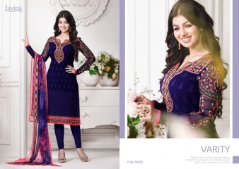 LAVINA VOL 9 EXCLUSIVE GEORGETTE SALWAR SUIT CATALOG AT WHOLESALE BEST RATE BY GOSIYA EXPORTS FROM SURAT (7)