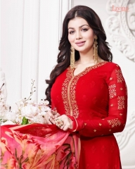 LAVINA VOL 9 EXCLUSIVE GEORGETTE SALWAR SUIT CATALOG AT WHOLESALE BEST RATE BY GOSIYA EXPORTS FROM SURAT