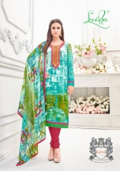 LEVISHA SWARNA LAWN COTTON WHOLESALE RATE AT GOSIYA EXPORTS WHOLESALE DEALER SURAT GUJARAT (12)