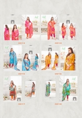 LEVISHA SWARNA LAWN COTTON WHOLESALE RATE AT GOSIYA EXPORTS WHOLESALE DEALER SURAT GUJARAT (14)
